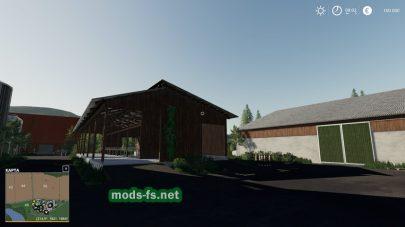 «GeiselsbergMap» для Farming Simulator 2019