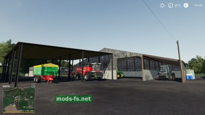 «MarwellManorFarm» для Farming Simulator 2019