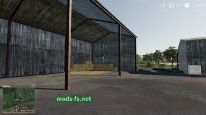 MarwellManorFarm для Farming Simulator 2019