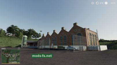 FS19 Marwell Manor Farm