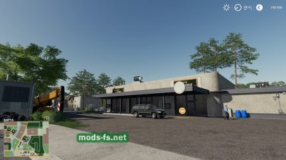 New Woodshire Edit map FS 19