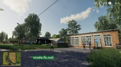 Novotroitskiy Map Fixed FS 2019