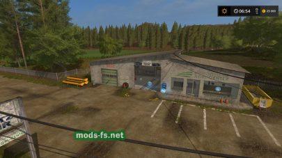 The Old Stream Drossel для Farming Simulator 2017