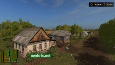 Деревня на карте «СелоЯновка»