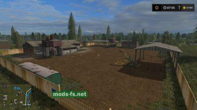 SPK New world mod FS 17