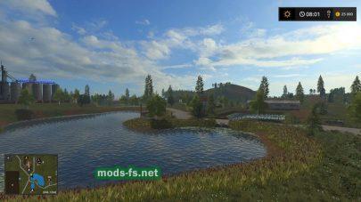«СПК Новый Мир» для Farming Simulator 2017