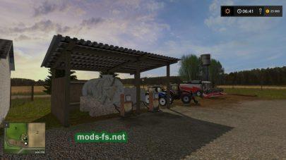 «Летние поля» v1.0 для Farming Simulator 2017