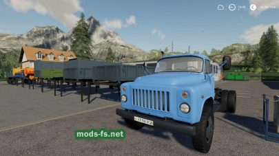 GAZ-53 mod FS 2019