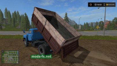 Мод на грузовик ГАЗ-53