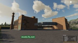 Хлебозавод для игры Farming Simulator 2019
