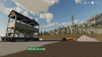 Карьер для Farming Simulator 2019