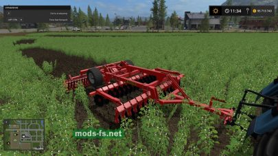Knoche SEM-61 30 для Farming Simulator 2017
