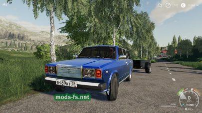 lada-2104 mod FS 2019