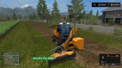 «LynxPack» для Farming Simulator 2017