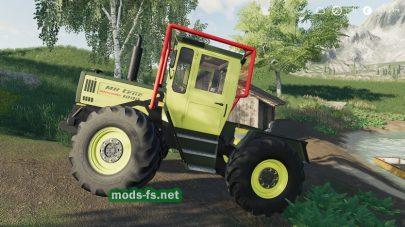 Мод трактора MBTrac