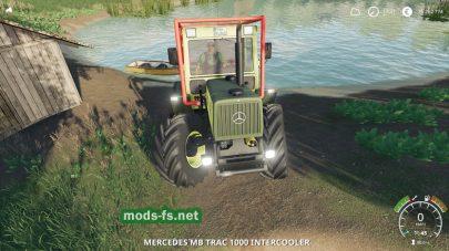MBTrac1000Intercooler FS 2019
