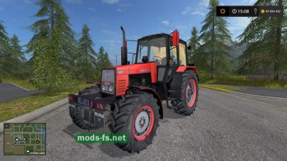 mtz-1221 mod FS 17