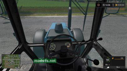 МТЗ-1221Беларусдля Farming Simulator 2017