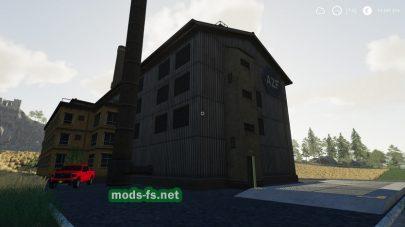 BrauereiPlaceableв Farming Simulator 2019