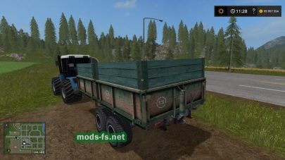 ПТС 9-15 для Farming Simulator 2017