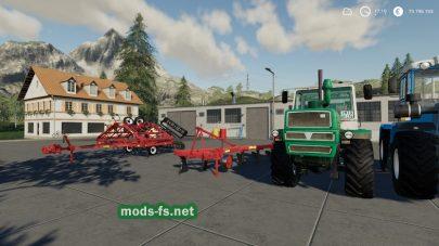 pack tractors mods