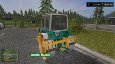 СД-803 ЮМЗ для Farming Simulator 2017