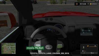ToyotaLandCruiser FS 17