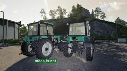 umz-8240 FS 2019