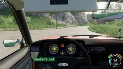 ВАЗ-2105 для Farming Simulator 2019