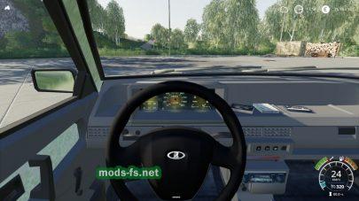 Мод Лада ВАЗ-2109