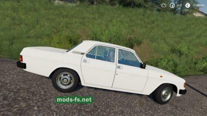 Скриншот мода GAZ 31029