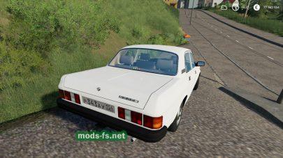 Мод на авто GAZ 31029