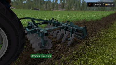 AGD 2.3 для Farming Simulator 2017