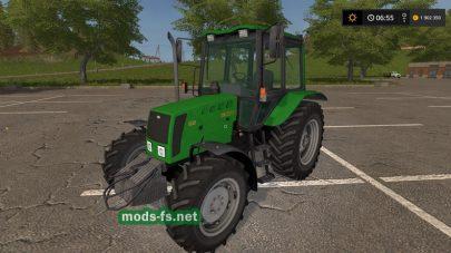 Мод трактора Беларус826