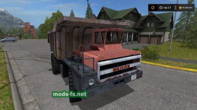 belaz-540 mod