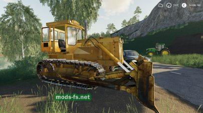 bulldozer mod FS 19