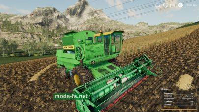 don-1500b mod FS 2019