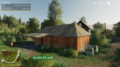 Советская карта для Farming Simulator 2019
