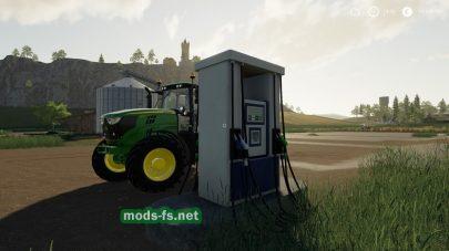 GAS PUMP для Farming Simulator 2019