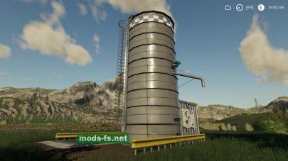 Global Company Grass Dryer By Stevie для FS 19