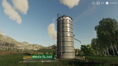 Сушилка для сена Global Company Grass Dryer