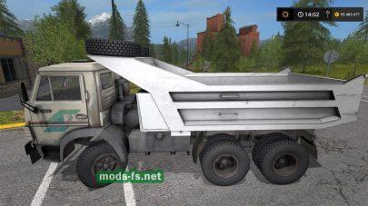 КамАЗ-5511 для ФС 2017