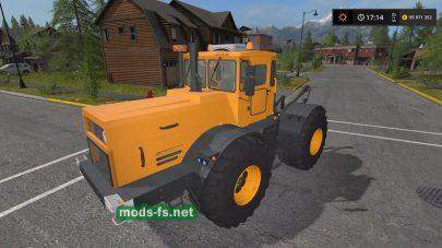 Трактор КировецК-700 HD 3