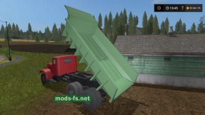 КрАЗ-219 в игре FS 17