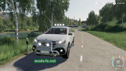 MercedesX-Class FS 19