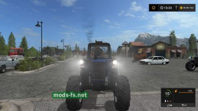 МТЗ-80 для Farming Simulator 2017