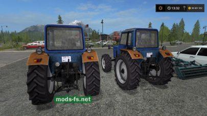 МТЗ-80 для FS 17