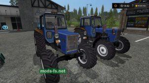 МТЗ-80 в игре FS 2017