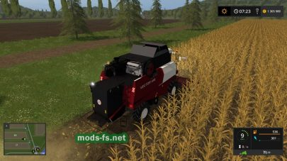 FS17 Vector 410