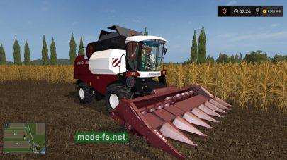 Vector 410 mods